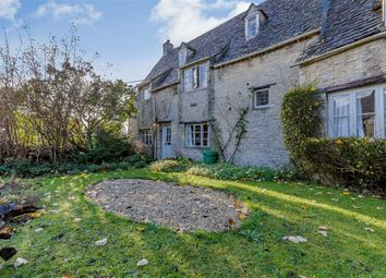 Thumbnail 4 bed cottage for sale in Witney Lane, Leafield, Witney