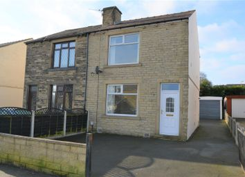 Thumbnail 2 bed semi-detached house to rent in Longfield Avenue, Dalton, Huddersfield