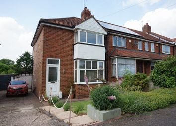 Thumbnail 2 bed end terrace house for sale in 89 Nuthurst Road, Birmingham