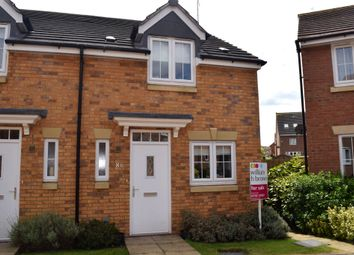 Thumbnail 2 bed end terrace house for sale in Skye Close, Alwalton, Peterborough