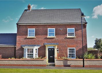 Thumbnail 4 bed detached house for sale in Wilkinson Road, Kempston