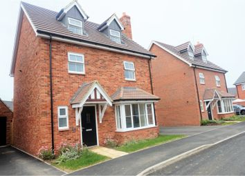Thumbnail 4 bed detached house for sale in Hanging Barrows, Buckton Fields, Northampton
