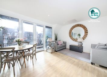 Thumbnail 2 bed flat for sale in Flat 4, Harold Road, Crystal Place, London