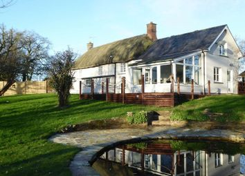 Thumbnail 4 bedroom farmhouse for sale in Highampton, Beaworthy