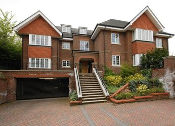 Thumbnail 2 bedroom flat to rent in Clare Hill Court, Claremont Lane, Esher