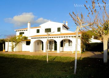 Thumbnail 4 bed villa for sale in Ciutadella, Trebaluger, Ciutadella De Menorca, Balearic Islands, Spain