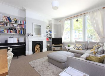 Thumbnail 3 bedroom flat for sale in Cavendish Road, Clapham South, London