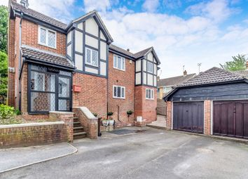 Thumbnail 5 bed detached house for sale in River View, Maidstone