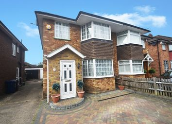 Thumbnail 3 bed semi-detached house for sale in Newdene Avenue, Northolt