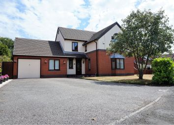 Thumbnail 4 bed detached house for sale in Seaton Close, Liverpool