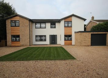 Thumbnail 5 bed detached house for sale in Witchford Road, Ely