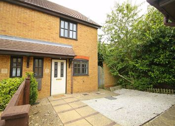 Thumbnail 2 bed semi-detached house to rent in Gratton Court, Emerson Valley, Milton Keynes