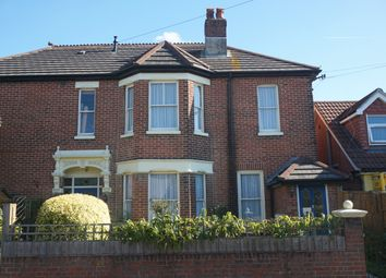 Thumbnail 3 bed semi-detached house for sale in Atherley Road, Shirley, Southampton