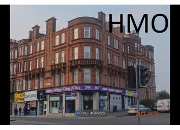 Thumbnail 4 bed flat to rent in Hmo Herschell Street, Glasgow