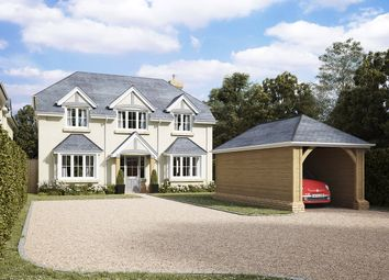 Thumbnail 4 bed detached house for sale in 72 Chalfont Road, Seer Green, Beaconsfield, Buckinghamshire