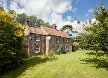 Thumbnail 4 bed cottage for sale in Barwick, Stanhoe, Norfolk
