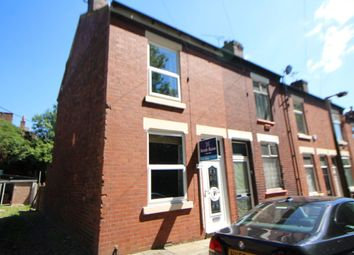 Thumbnail 2 bedroom terraced house for sale in Manvers Street, South Reddish, Stockport