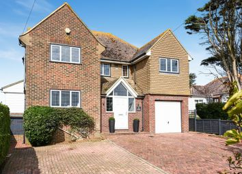 Thumbnail 4 bedroom detached house for sale in Highview Road, Telscombe Cliffs, Peacehaven