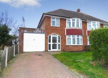 Thumbnail 3 bedroom semi-detached house for sale in Wheatley Crescent, Leegomery, Telford, Shropshire