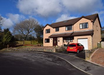 Thumbnail 6 bed detached house for sale in Beechwood Grove, Pencoed, Bridgend