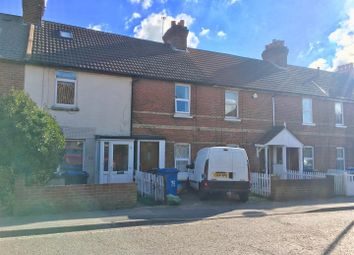 Thumbnail Terraced house for sale in Richmond Road, Parkstone, Poole