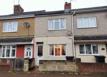 Thumbnail 2 bedroom terraced house for sale in Edinburgh Street, Gorse Hill, Swindon