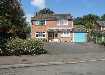 Thumbnail 4 bed detached house to rent in Church Gardens, Ravensthorpe, Northampton