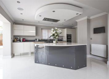 Thumbnail 5 bed detached house for sale in Westcar Lane, Hersham, Walton-On-Thames, Surrey