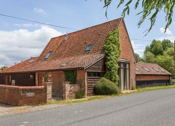 Thumbnail 5 bedroom barn conversion for sale in Church Road, Ringsfield, Beccles