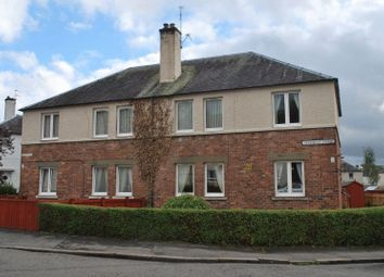 Thumbnail 1 bed flat for sale in Henderson Avenue, Alloa