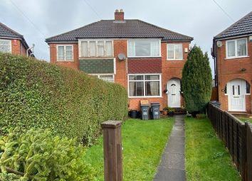 3 bed semi-detached house for sale in Sylvan Avenue, Northfield, Birmingham B31