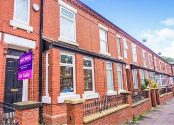 Thumbnail 3 bed terraced house for sale in Peacock Grove, Manchester