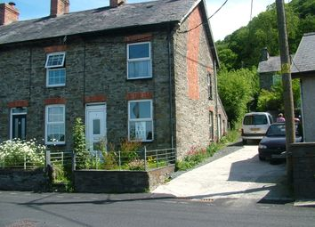 Thumbnail 2 bed cottage to rent in Wesley Terrace, Taliesin