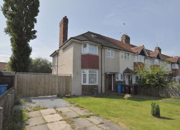 Thumbnail 3 bed end terrace house for sale in 8th Avenue, Hull