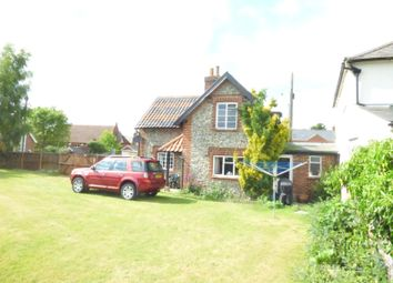 Thumbnail 2 bed cottage to rent in Liston Lane, Long Melford, Sudbury