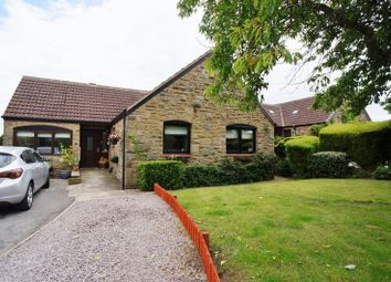 Thumbnail 4 bed detached bungalow for sale in Huntsmans Way, Badsworth, Pontefract