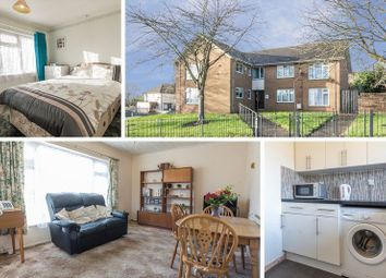 Thumbnail 1 bed flat for sale in Caeglas Road, Rumney, Cardiff