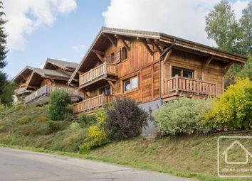 Thumbnail Chalet for sale in Rhône-Alpes, Haute-Savoie, La Côte-D'arbroz