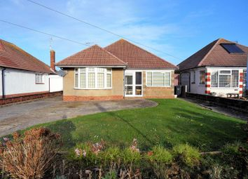Thumbnail 3 bed detached bungalow for sale in Strathmore Road, Goring-By-Sea, Worthing
