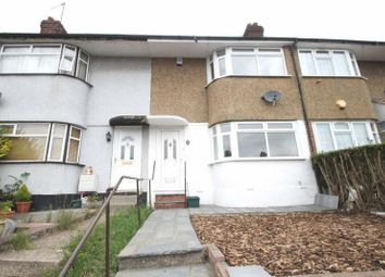 Thumbnail 2 bed terraced house to rent in Gonville Crescent, Northolt