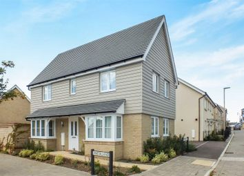 Thumbnail 3 bed detached house for sale in Waterland, St. Neots