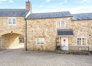 Thumbnail 2 bed terraced house to rent in Johnsons Courtyard, South Street, Sherborne, Dorset