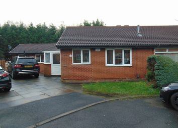 Thumbnail 3 bed semi-detached bungalow for sale in The Sheddings, Bolton