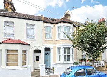 Thumbnail 4 bed terraced house for sale in Camborne Road, London