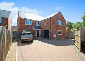 Thumbnail 4 bedroom detached house for sale in Portway Crescent, Street