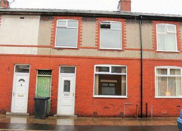 Thumbnail 3 bedroom terraced house for sale in Nares Street, Ashton-On-Ribble, Preston, Lancashire