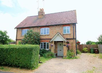 Thumbnail 2 bed semi-detached house for sale in Dorton, Aylesbury