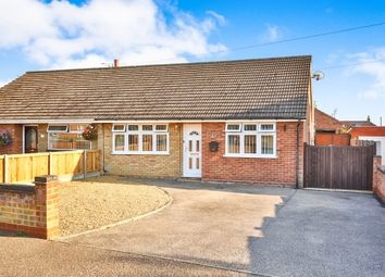 Thumbnail 3 bed semi-detached bungalow for sale in Raymond Road, Hellesdon, Norwich