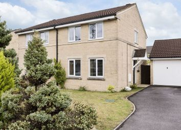 Thumbnail 3 bed semi-detached house for sale in Hazel Way, Sulis Meadows, Bath