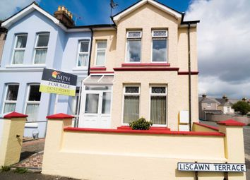 Thumbnail 4 bed end terrace house for sale in Liscawn Terrace, Torpoint